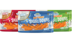Bolthouse Farms baby carrots in snackable pouches