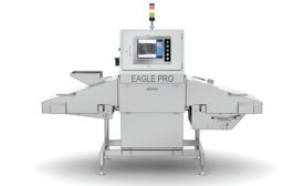 Eagle's Bulk 540 PRO x-ray inspection system