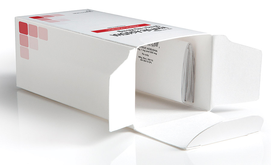 Combination carton from Platinum Press