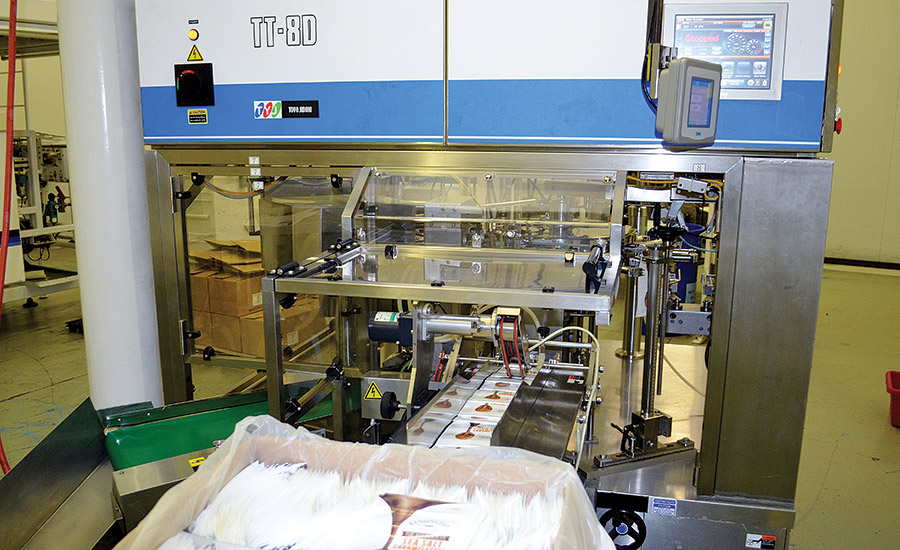 GKI Foods packaging machinery
