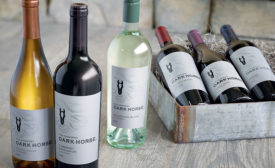Dark Horse wine varietals