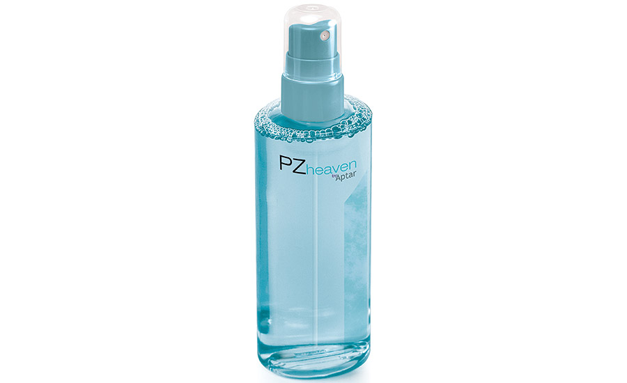 Aptar PZ Heaven body spray
