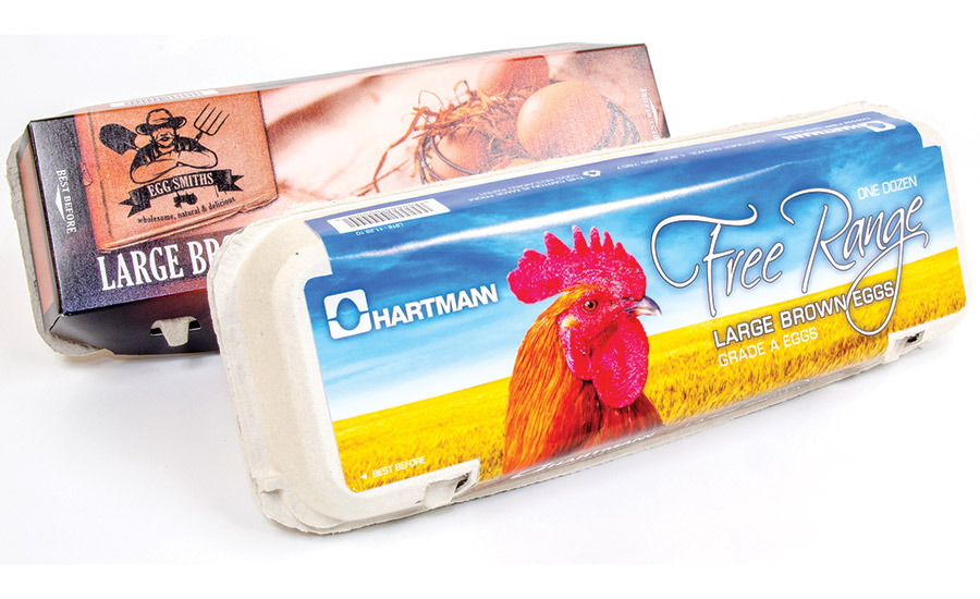 Brodrene Harmann A/S brings sustainable egg cartons to the U.S.