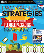 Packaging Strategies May 2016 Cover