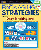 Packaging Strategies November 2016 Cover