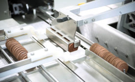 Bosch Packaging Technology biscuit on edge packaging system