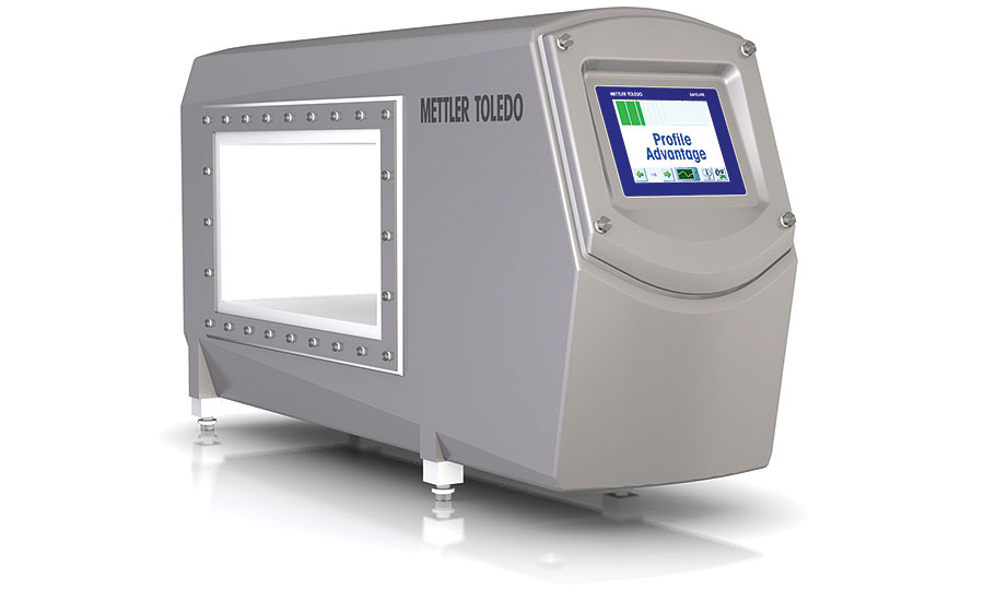 Mettler Toledo Safeline Profile Advantage metal detector