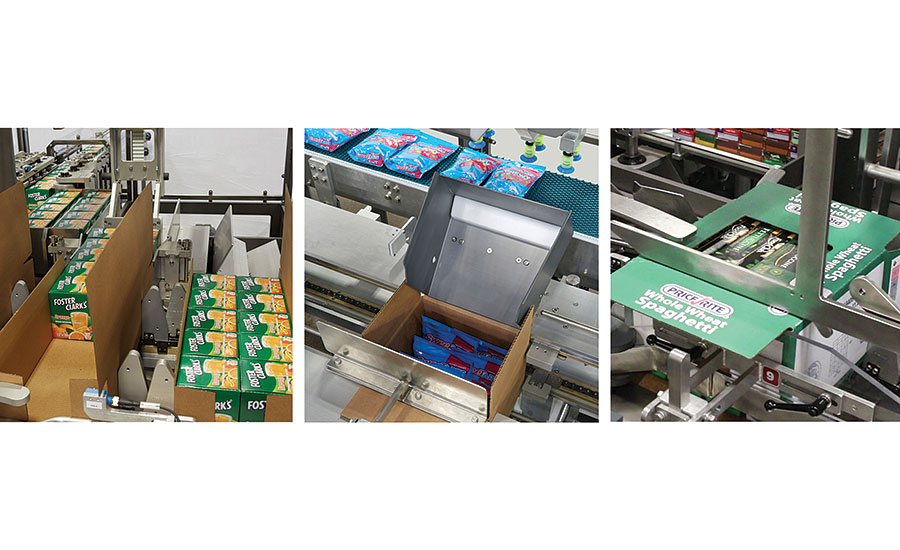PMI universal case packer