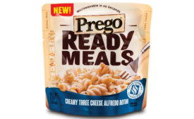 Prego Ready Meals resealable, flexible pouch