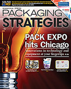 Packaging Strategies October 2016 Cover