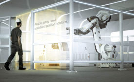 ABB's SafeMove2 allows robots and operators to work closely together without possible harm