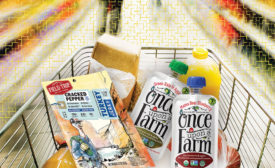 New packaging formats, sizes and designs, as well as product offerings, are disrupting grocery stores everywhere