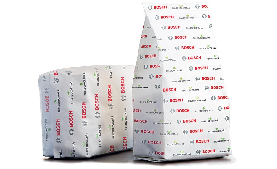 Sealed Paper Packaging