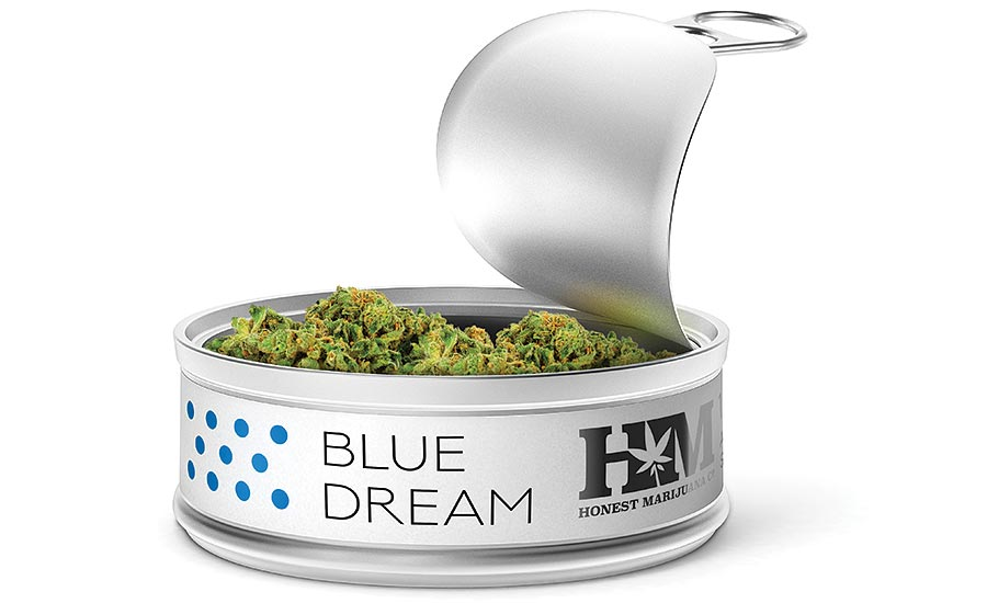 Blue Dream Cans