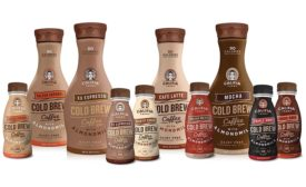 Califia Farms packaging is ergonomic and fully recyclable