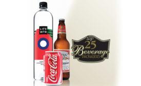 Top 25 Beverage Pkg cover image