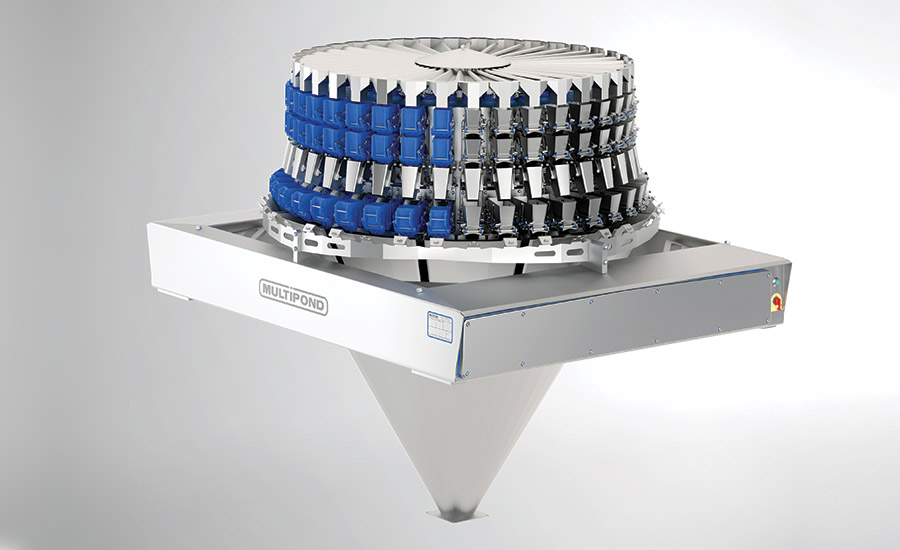 MULTIPOND reaches record highs with the new memory weigher