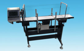 Spee-Dee's new checkweigher