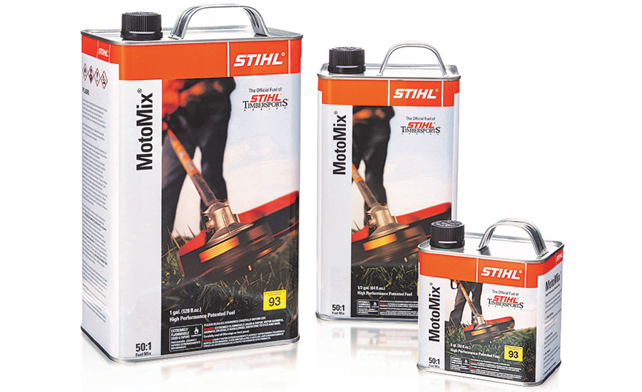 Berlin Packaging for STIHL MotoMix