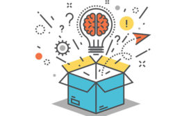 iStock photo- think outside the box
