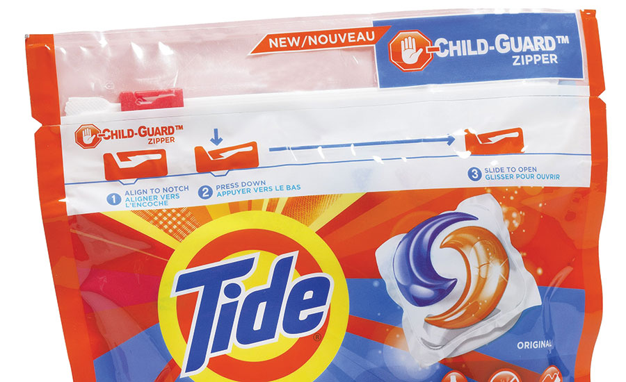 Tide Pods' child safety features