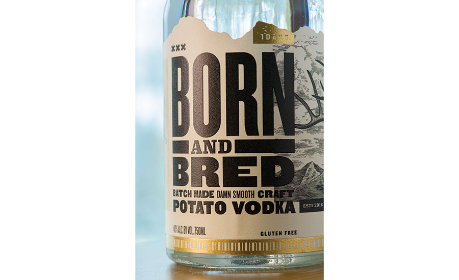 Born and Bred Vodka from Idaho Concocts a Western Story | 2018-04-10