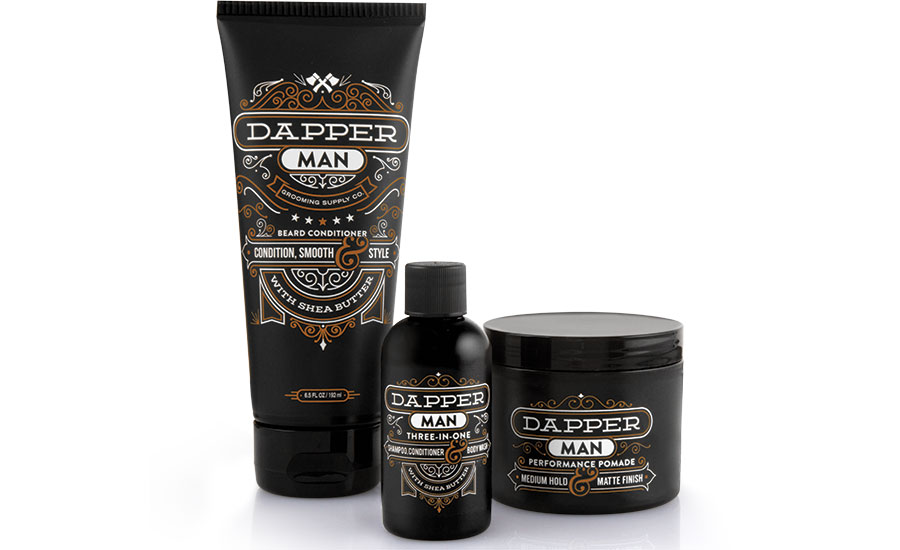 Men's personal care products