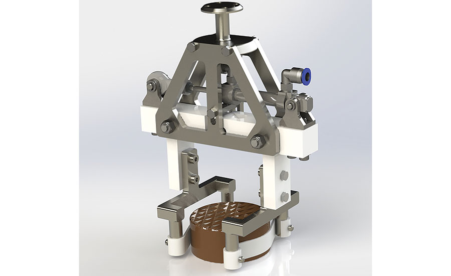 Robotic Tool for Delicate, High-Speed Handling