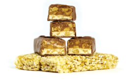 Snack bars are growing in popularity