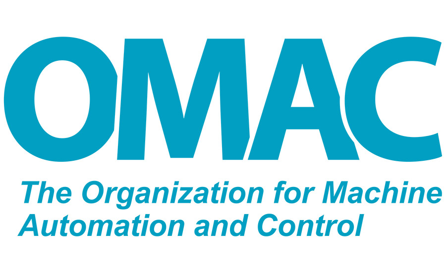 The Organization for Machine Automation and Controls (OMAC) Logo