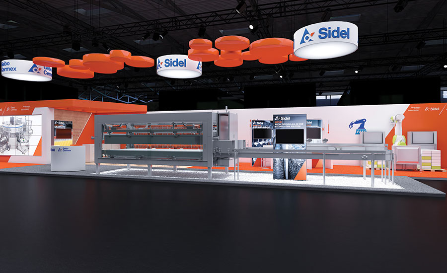 Sidel EvoDECO labeling solutions