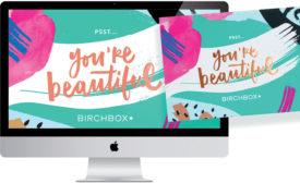 Birchbox Design Packaging