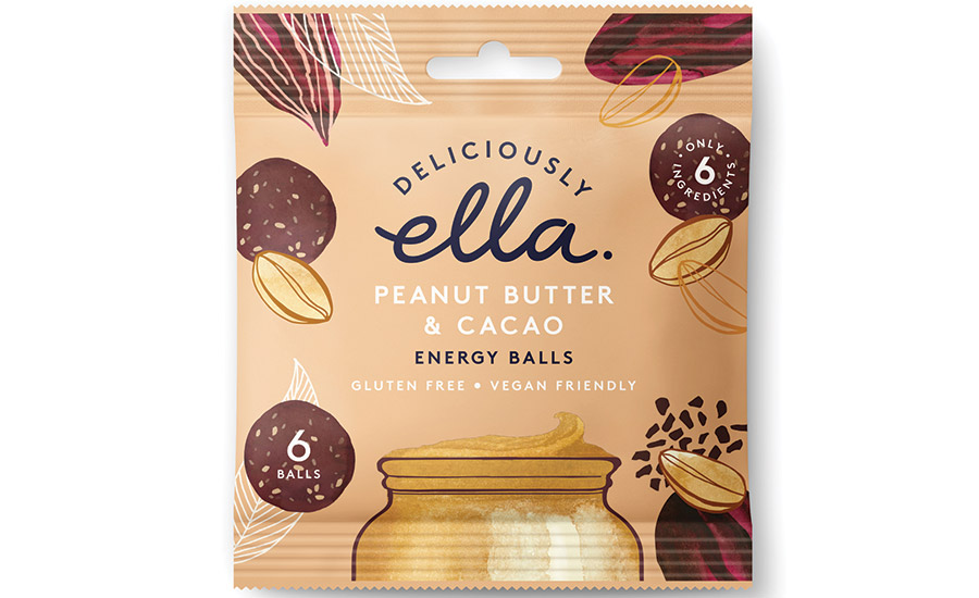 Deliciously Ella design by Hero Design