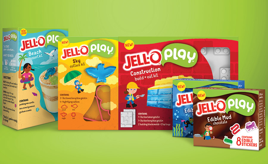 Jell-O Play products