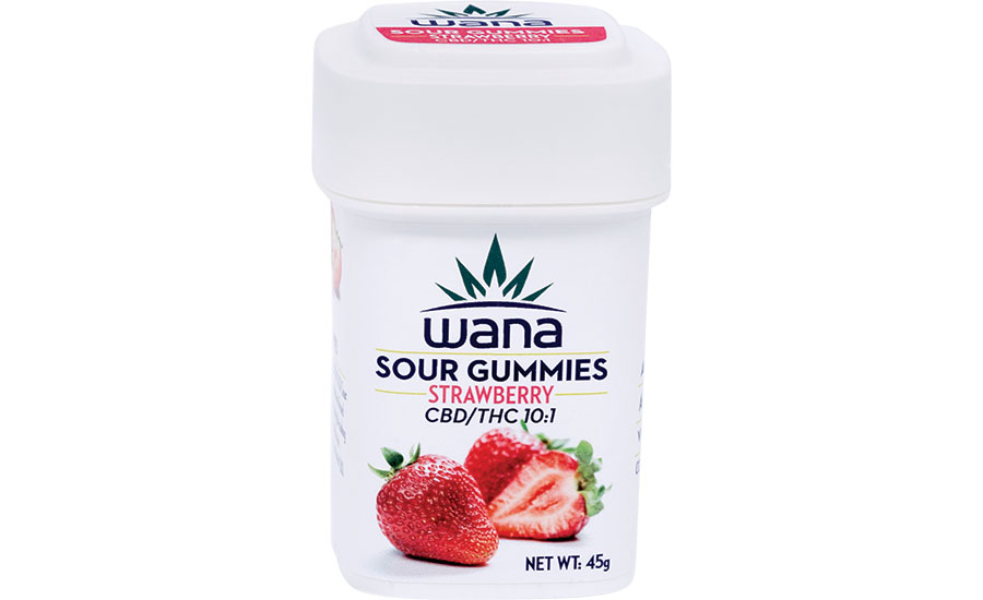 Wana Brands eco-friendly packaging