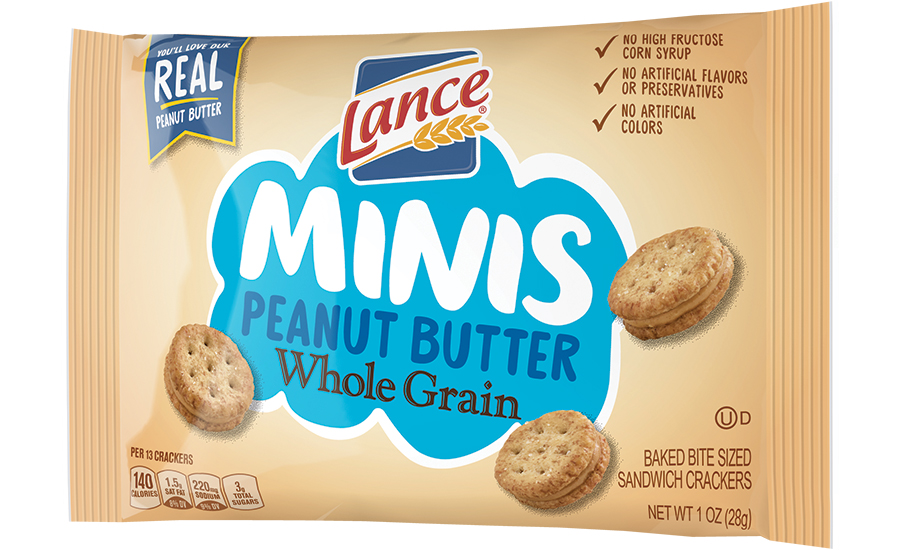 Lance Mini sandwich crackers