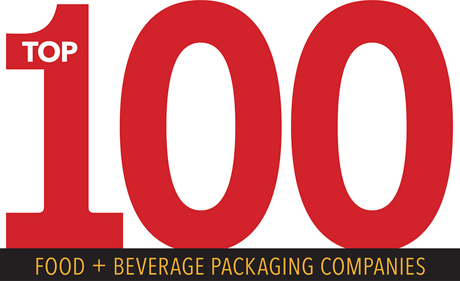 2019 Top 100 Food & Beverage Packaging Companies