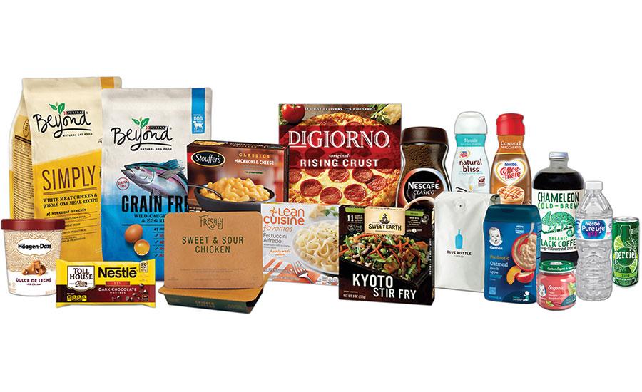 2019 Top 100 Food & Beverage Packaging Companies | 2019-08