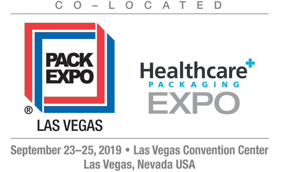 Pack Expo Las Vegas Colocated HPE