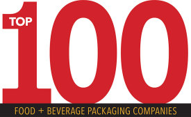 Top 100 Food & Beverage Packaging Company Rankings