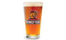 collectable pint glass