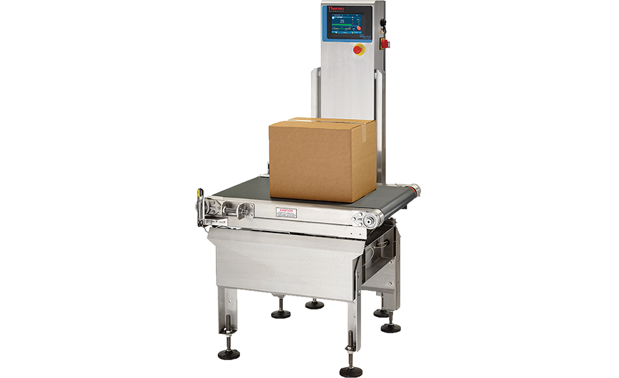 Checkweigher Is More Robust and Easier to Use