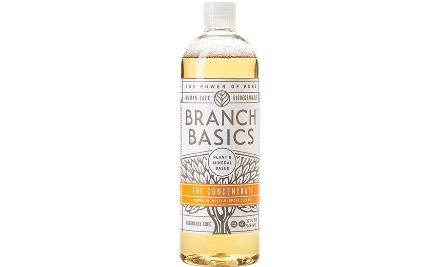 Branch Basics multi-purpose cleaner bottle