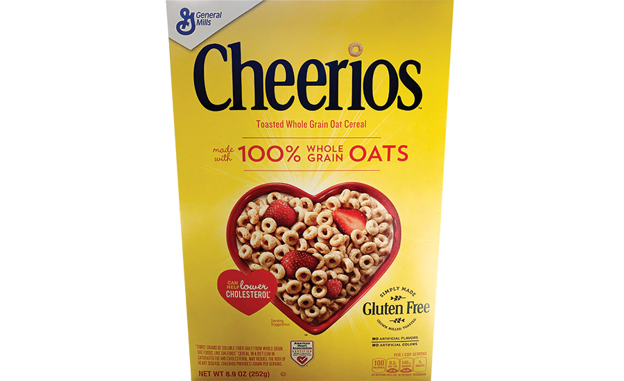 How Cheerios got its name.