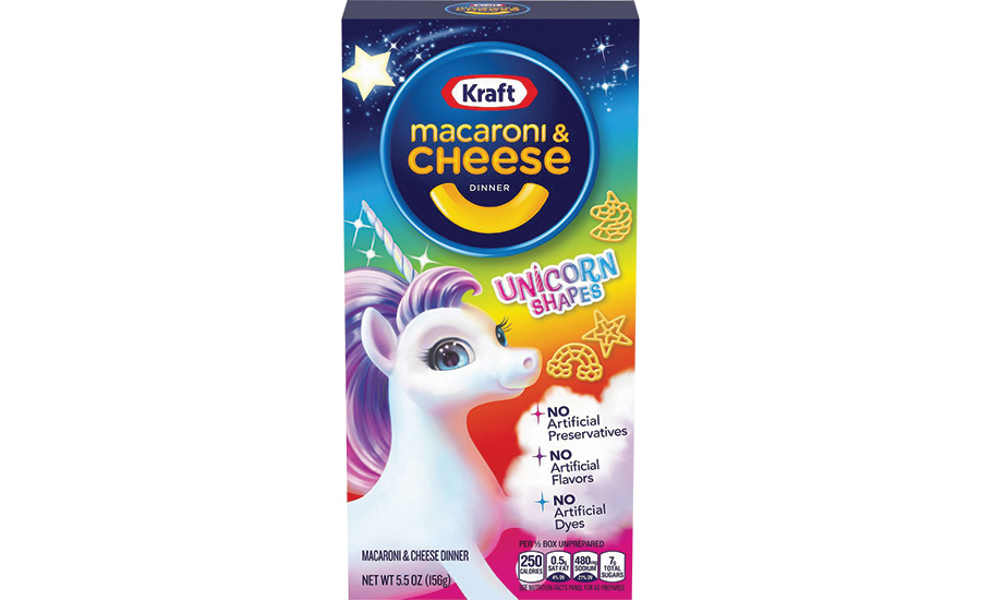 Kraft Unicorn Mac & Cheese
