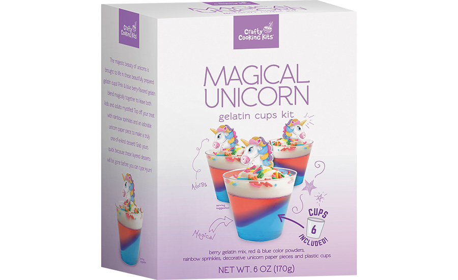 Crafty Cooking Kits Magical Unicorn Gelatin