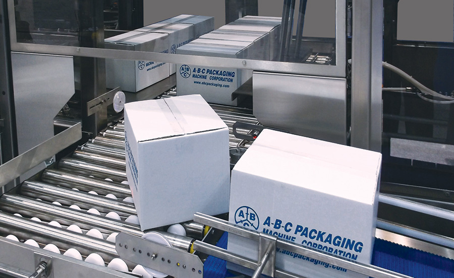 low-level palletizers