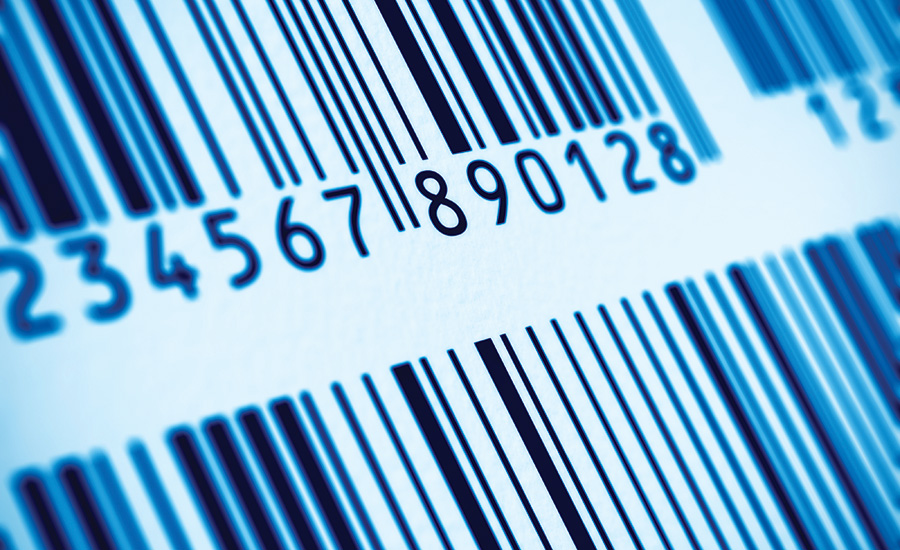 bar codes and digitized labeling