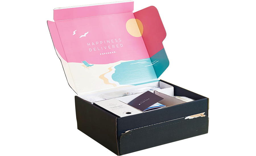 PopSugar's subscription box