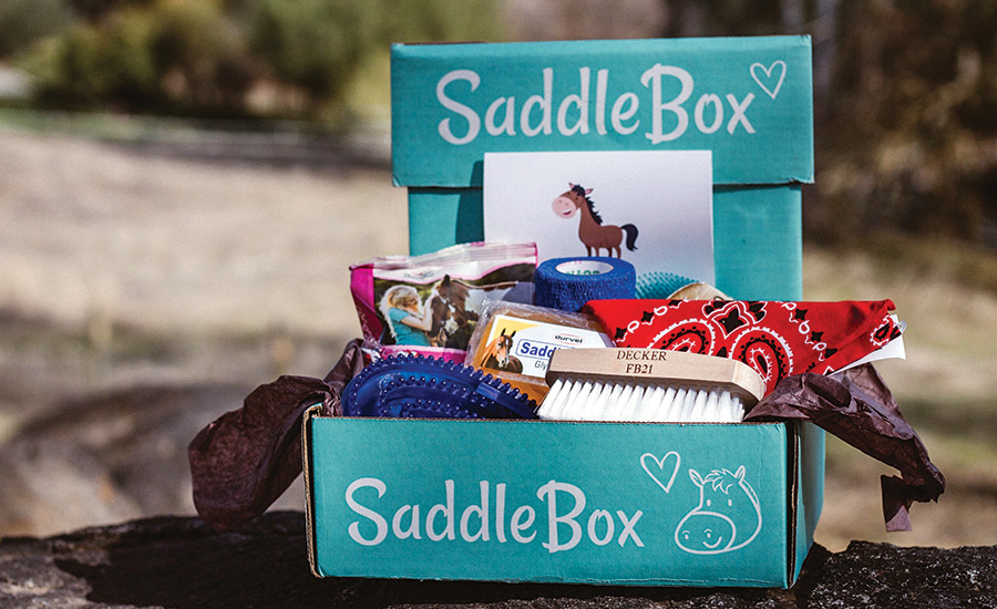 Saddlebox Subscription services